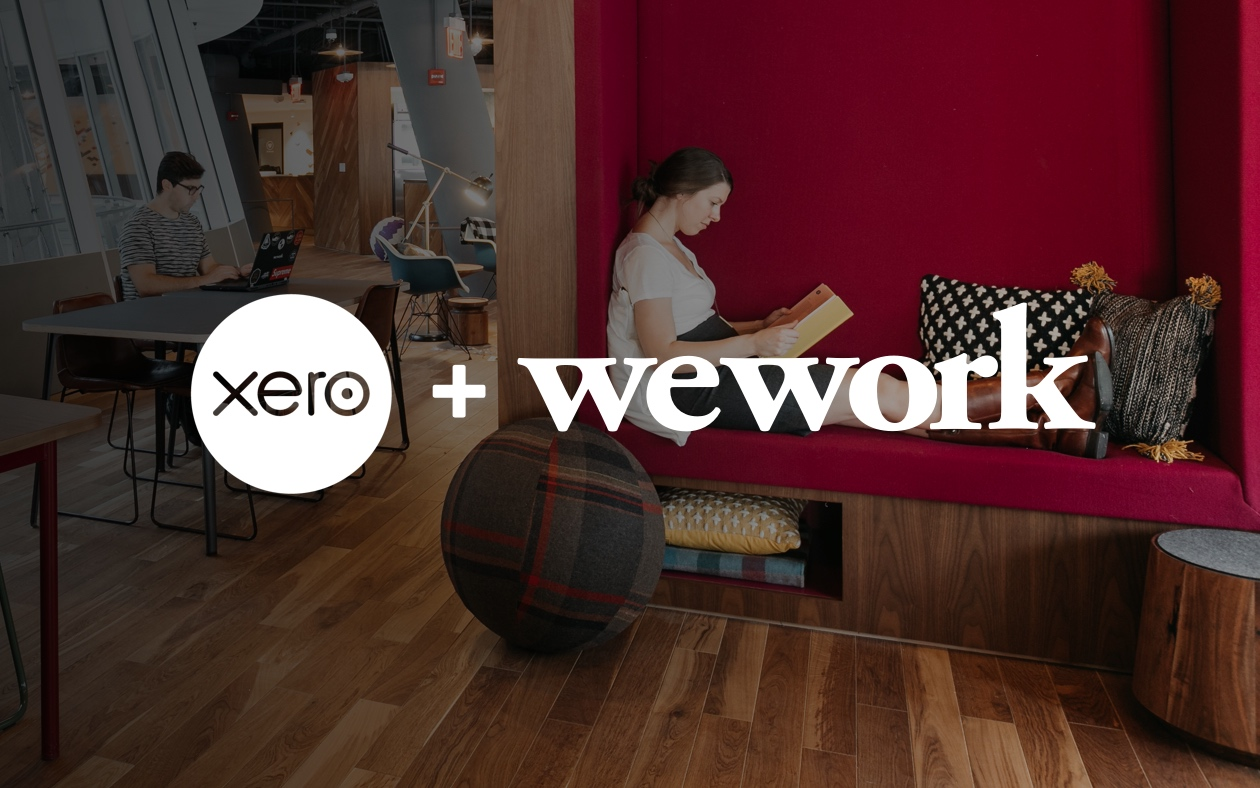 Xero & WeWork Partner To Offer Accounting Services To The Co-working Community